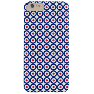 Coque iPhone 6 Plus Barely There Mod target