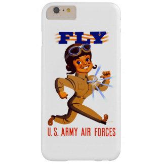 Coque iPhone 6 Plus Barely There Mouche - cas de téléphone des Armées de l'Air de