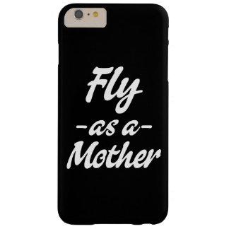 Coque iPhone 6 Plus Barely There Mouche comme cas de téléphone de mère