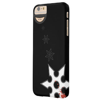 Coque iPhone 6 Plus Barely There Ninja Gotcha