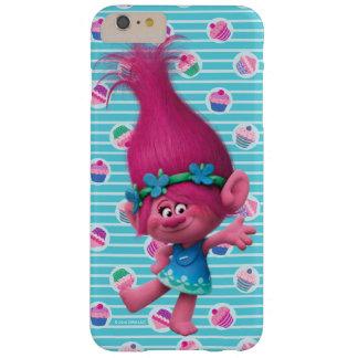 Coque iPhone 6 Plus Barely There Pavot des trolls | - pavot de la Reine