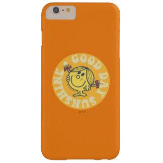 Coque iPhone 6 Plus Barely There Petite Mlle Sunshine de beau jour