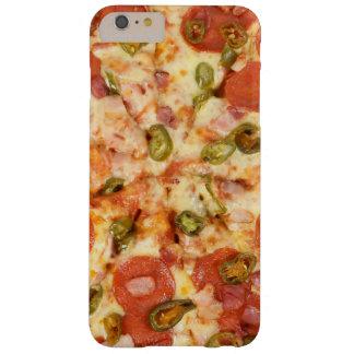 Coque iPhone 6 Plus Barely There photo entière délicieuse de jalapeno de pepperoni