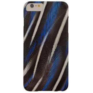 Coque iPhone 6 Plus Barely There Plume vulturine de Guineafowl