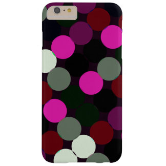 Coque iPhone 6 Plus Barely There Points et taches