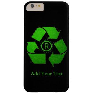 Coque iPhone 6 Plus Barely There Réutilisez le logo par Shirley Taylor