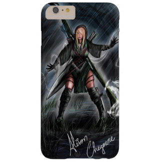 Coque iPhone 6 Plus Barely There Superbe warrior