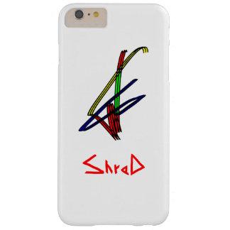 Coque iPhone 6 Plus Barely There Surfeur de lambeau multicolore