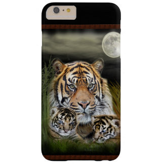Coque iPhone 6 Plus Barely There Tigre et petits animaux