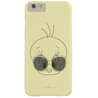 Coque iPhone 6 Plus Barely There Tweety avec des nuances