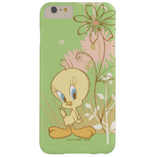 """Coque iPhone 6 Plus Barely There Tweety """"se perfectionnent juste ainsi """""""
