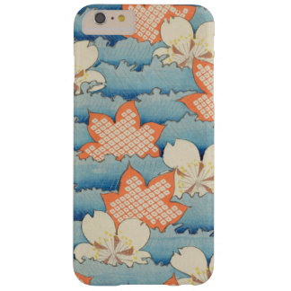 Coque iPhone 6 Plus Barely There Vagues florales vintages