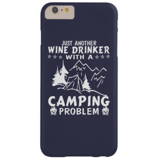 Coque iPhone 6 Plus Barely There Vin et camping