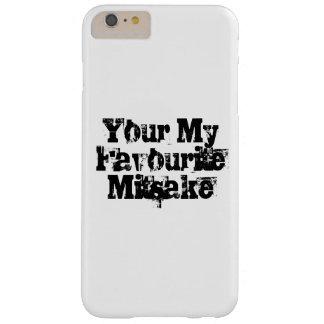 Coque iPhone 6 Plus Barely There Votre mon Mitsake préféré