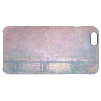 Coque iPhone 6 Plus Claude Monet | la Tamise chez Charing Cross, 1903