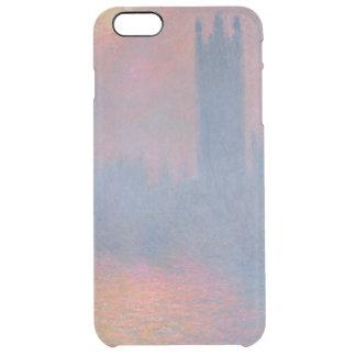 Coque iPhone 6 Plus Claude Monet | les Chambres du Parlement, Londres