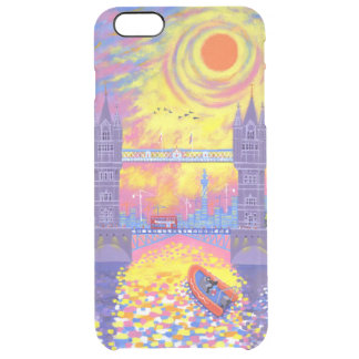 Coque iPhone 6 Plus Coucher du soleil : Piscine de Londres 2013