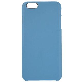 Coque iPhone 6 Plus Couleur bleue charitablement influente