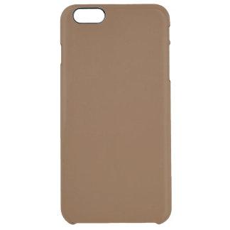 Coque iPhone 6 Plus Couleur terreuse de Hardily Brown