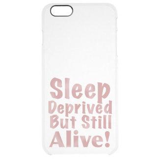 Coque iPhone 6 Plus Le sommeil déshérité mais encore vivant dans