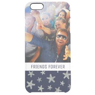 Coque iPhone 6 Plus Mer du motif | d'étoiles de mer votre photo et