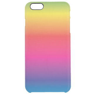 Coque iPhone 6 Plus Modèle d'image d'arc-en-ciel