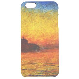Coque iPhone 6 Plus Monet-Coucher du soleil de Claude à Venise