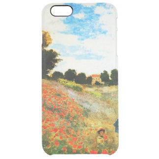 Coque iPhone 6 Plus Monet-Pavots de Claude à Argenteuil