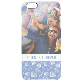 Coque iPhone 6 Plus Motif impertinent | de coquillage votre photo et