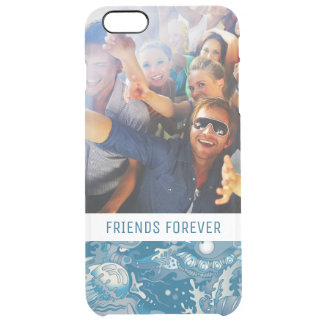Coque iPhone 6 Plus Motif tropical | de mer votre photo et texte