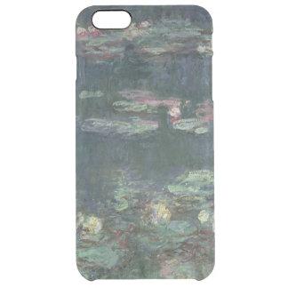 Coque iPhone 6 Plus Nénuphars de Claude Monet | : Réflexions vertes