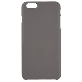 Coque iPhone 6 Plus Noir de réglisse