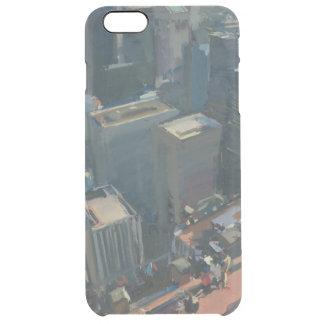 Coque iPhone 6 Plus Regard de la ville haute en bas de 2012