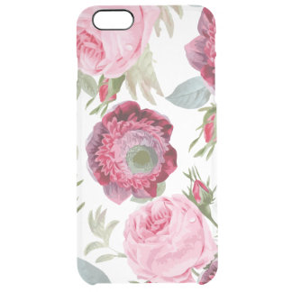 Coque iPhone 6 Plus Signature chic de pays florale