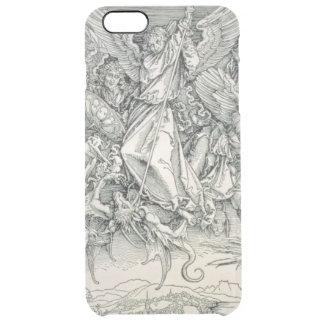 Coque iPhone 6 Plus St Michael luttant avec le dragon