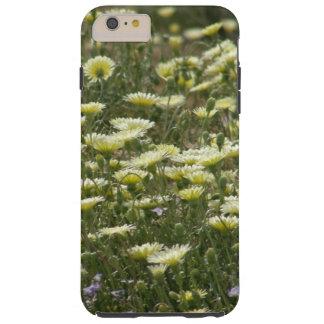 Coque iPhone 6 Plus Tough caisse de fleur sauvage
