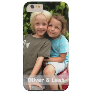 Coque iPhone 6 Plus Tough Cas plus de l'iPhone 6 de photo