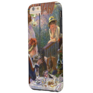Coque iPhone 6 Plus Tough Déjeuner de Renoir de la partie de canotage