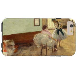 Coque iPhone 6 Plus Tough Edgar Degas les beaux-arts de cru de leçon de