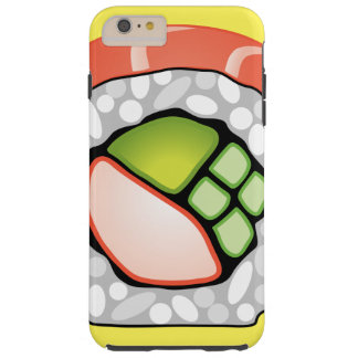Coque iPhone 6 Plus Tough Grands sushi