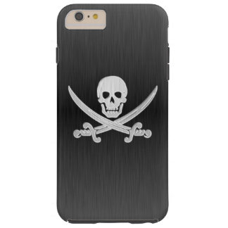 Coque iPhone 6 Plus Tough Jolly roger de luxe