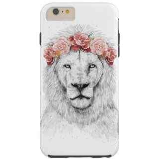 Coque iPhone 6 Plus Tough Lion de festival