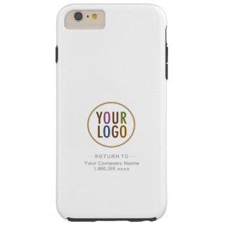 Coque iPhone 6 Plus Tough Logo fait sur commande marqué