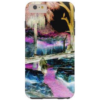 Coque iPhone 6 Plus Tough Singes de forêt d'imaginaire