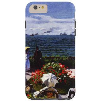 Coque iPhone 6 Plus Tough Terrasse de Claude Monet-The chez Sainte-Adresse
