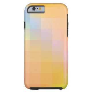 Coque iPhone 6 Tough Abstraction de couleur