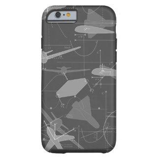 Coque iPhone 6 Tough Aérodynamique