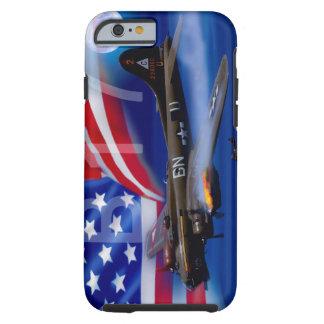Coque iPhone 6 Tough B17 avec le drapeau américain