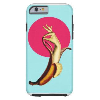 Coque iPhone 6 Tough Banane