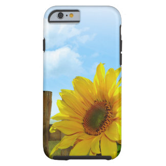 Coque iPhone 6 Tough Beauté de nature de tournesol